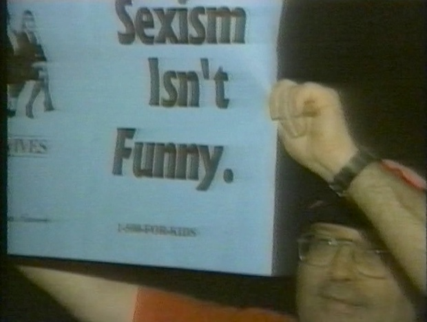 Sexism isn't funny