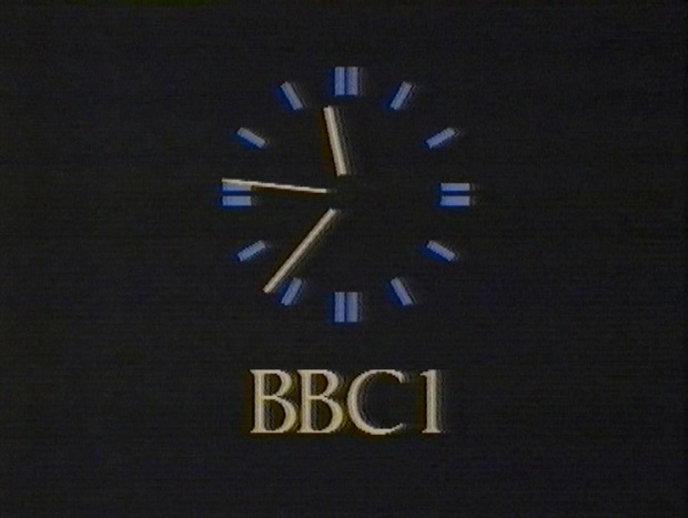 BBC One Clock
