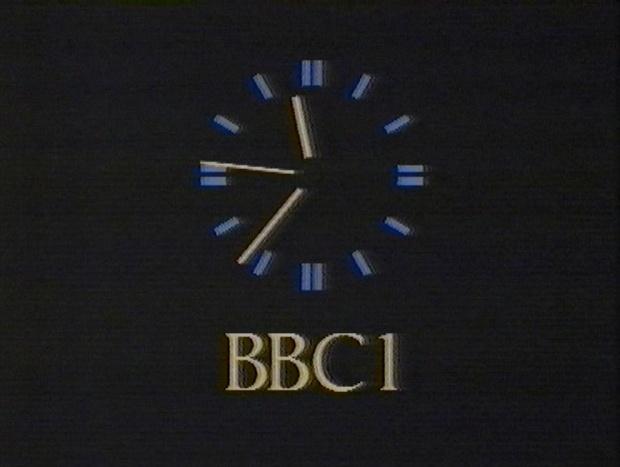 BBC One Clock