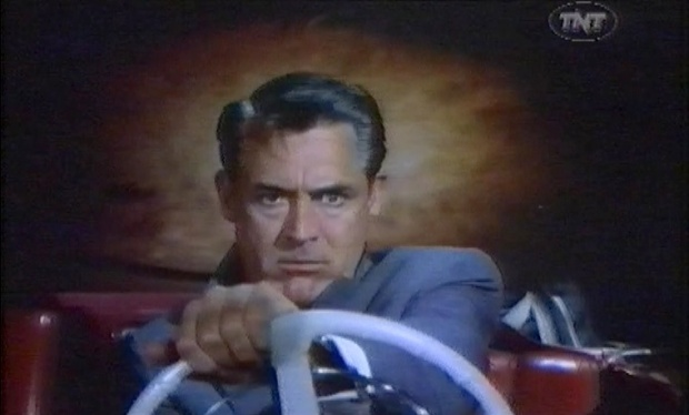 Cary Grant Driving