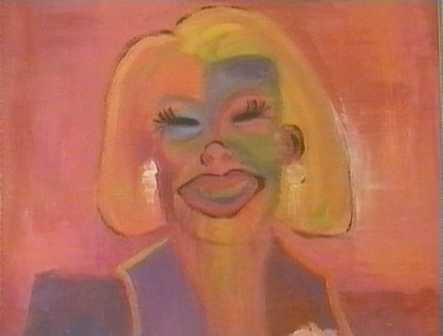 Joan Rivers by Stephanie Beacham