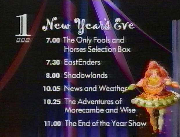 New Year BBC1 1996