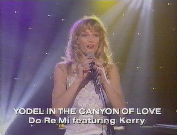 Yodel in the Canyon of Love