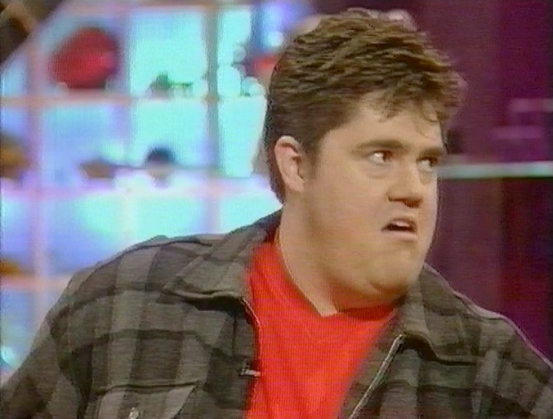 Young Phill Jupitus