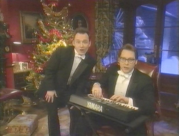At Home with Vic & Bob