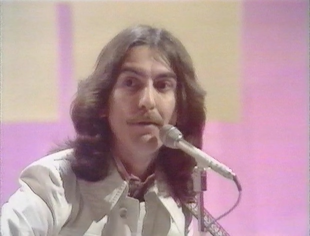George Harrison Sings