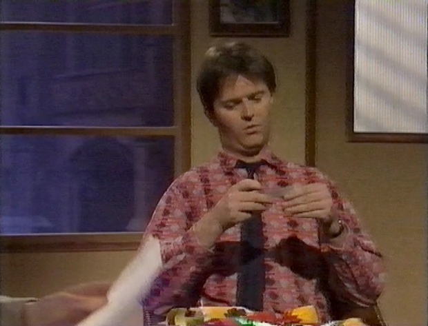 Paul Merton on the Last Resort