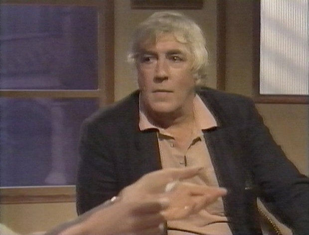 Peter Cook on The Last Resort