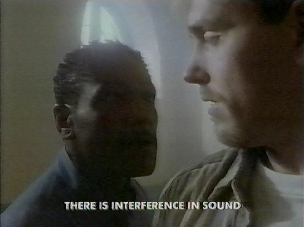 There is interference in Sound