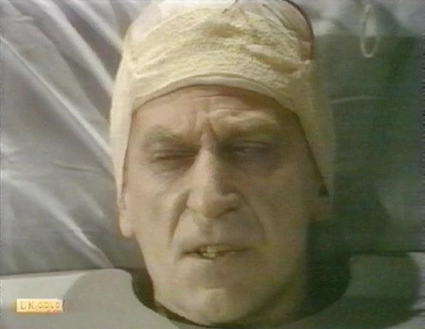 unwell Patrick Troughton