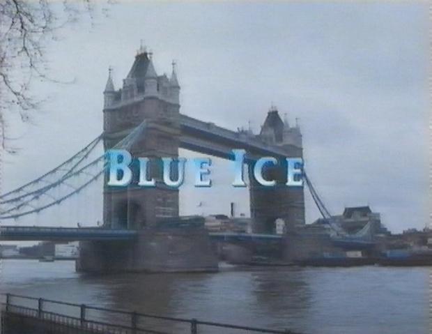 Blue Ice opening shot