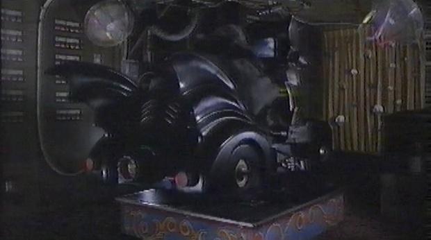Mini Batmobile