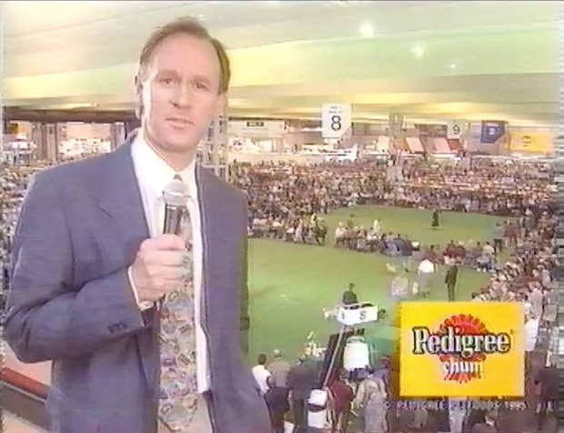 Pedigree Chum Peter Davison