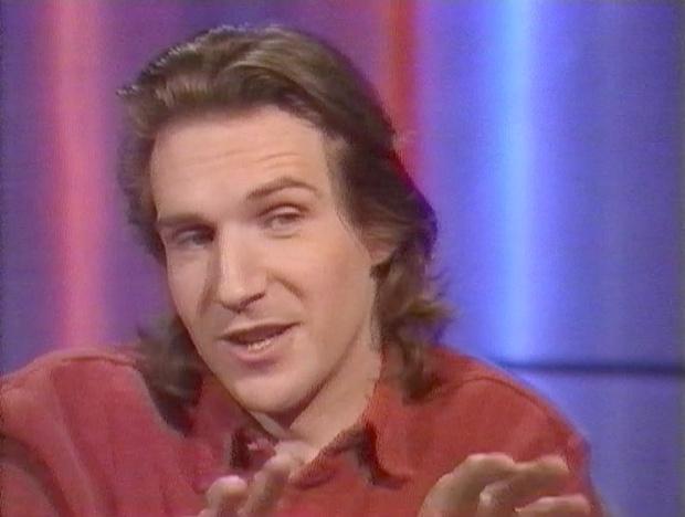 Ralph Feinnes on Film 95