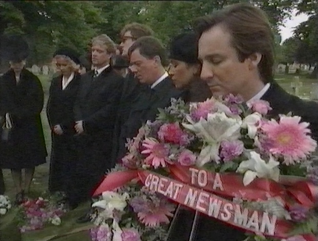 To A Great Newsman