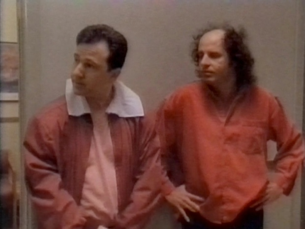 Bruno Kirby Steven Wright