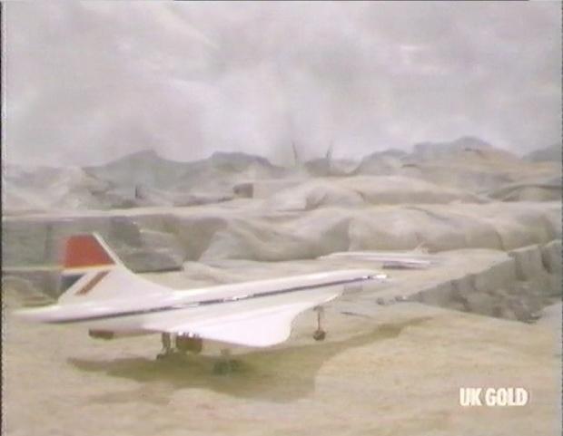 Concorde Miniatures