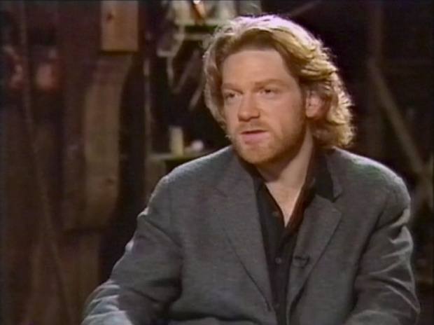 Kenneth Branagh meets De Niro
