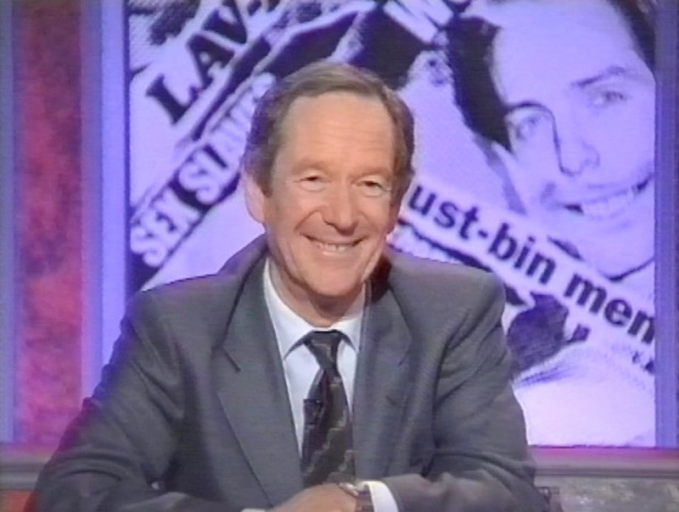 Michael Buerk on HIGNFY