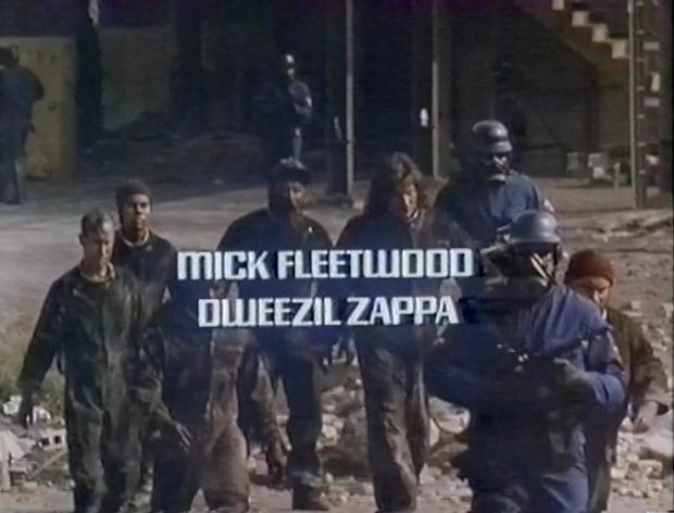 Mick Fleetwood Dweezil Zappa