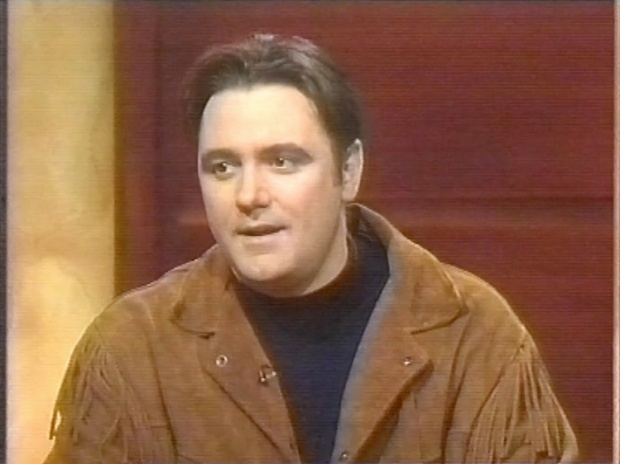 Tony Slattery on Room 101
