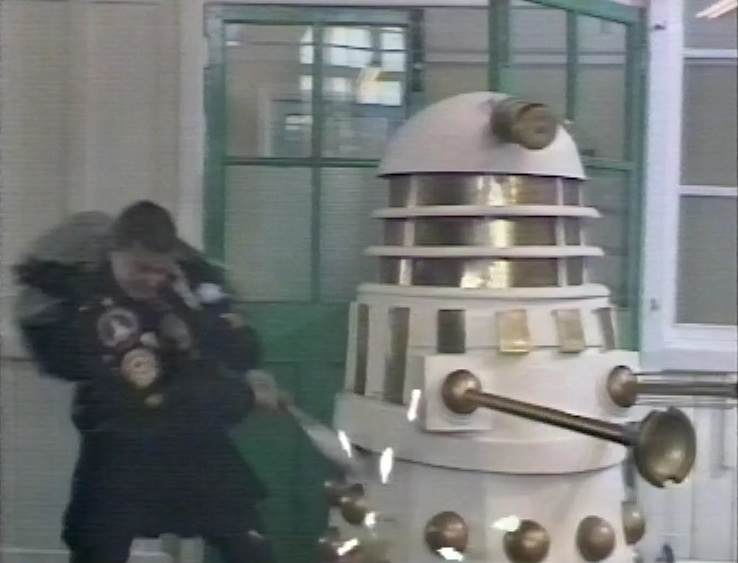 Doctor Who – Remembrance of the Daleks – tape 586 | VHiStory