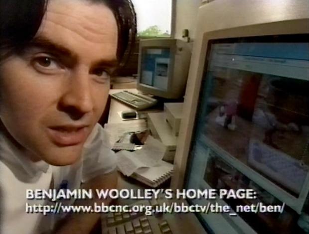 Benjamin Woolley's Homepage