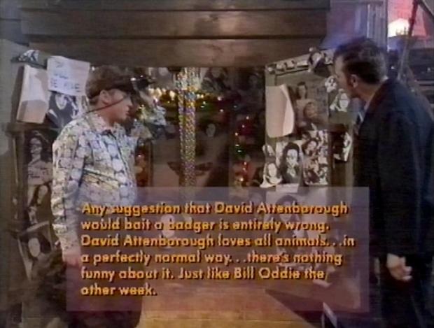 Fist of Fun David Attenborough