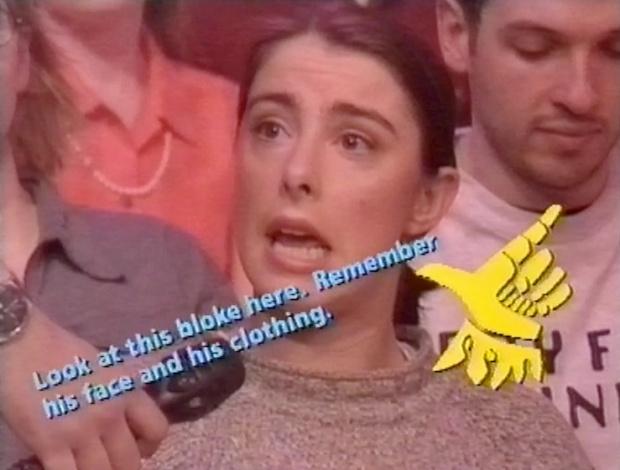 Fist of Fun Sue Perkins