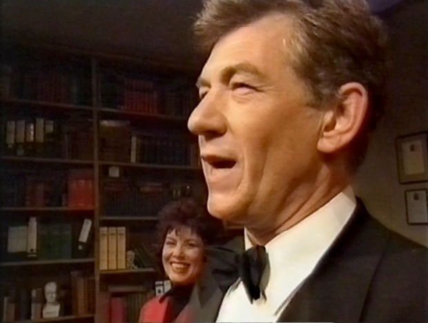 Ian McKellen on Comic Relief
