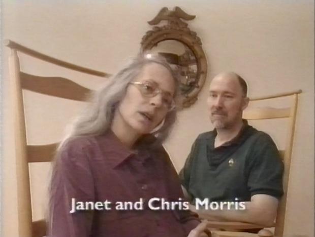 Janet and Chris Morris
