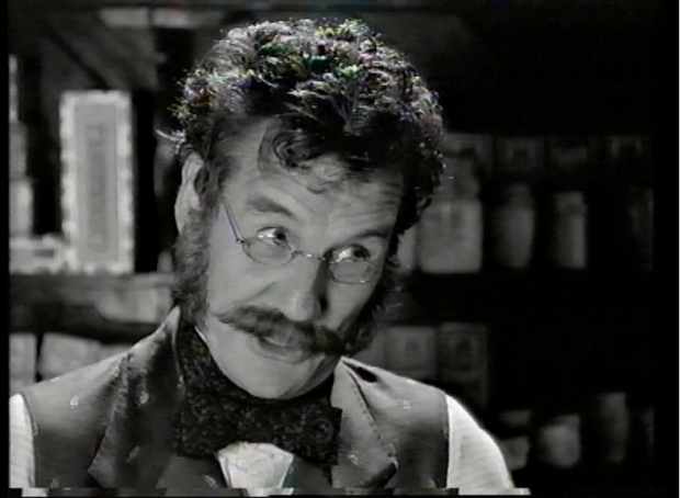 Michael Palin in Oliver II