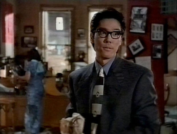 Not Clark Kent