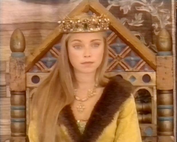 Sarah Alexander as Guinevere