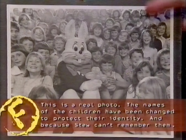 Stew's school photo