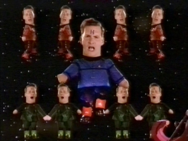 The Rimmer Song