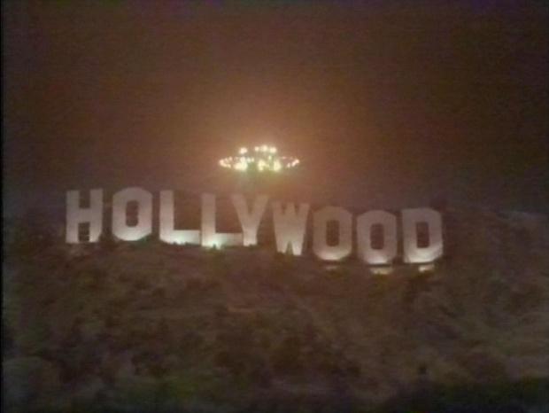 Aliens in Hollywood