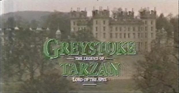 Greystoke title