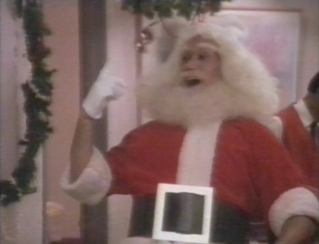 Jimmy Smits as Santa