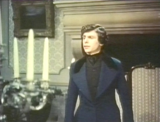 Melvyn Hayes as Young Victor