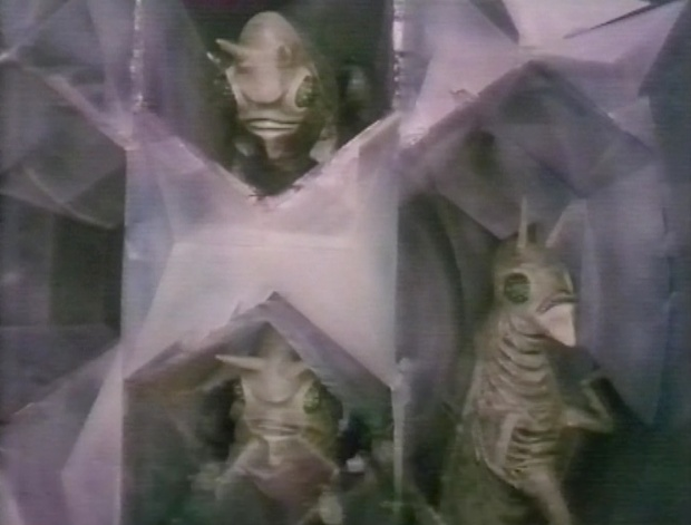 Quatermass Aliens