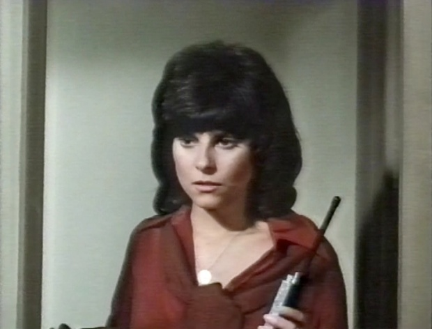 Adrienne Barbeau in Someone's Watching Me