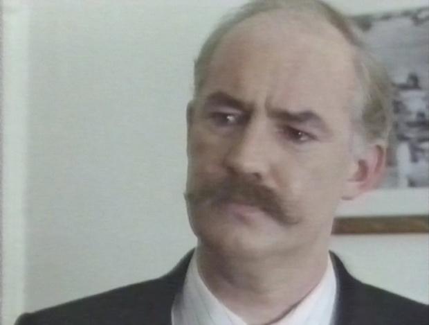 David Calder in Tumbledown
