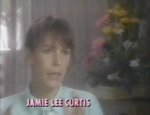 Jamie Lee Curtis in Talking Pictures