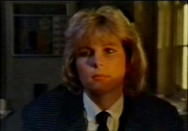 Jennifer Saunders in Supergrass