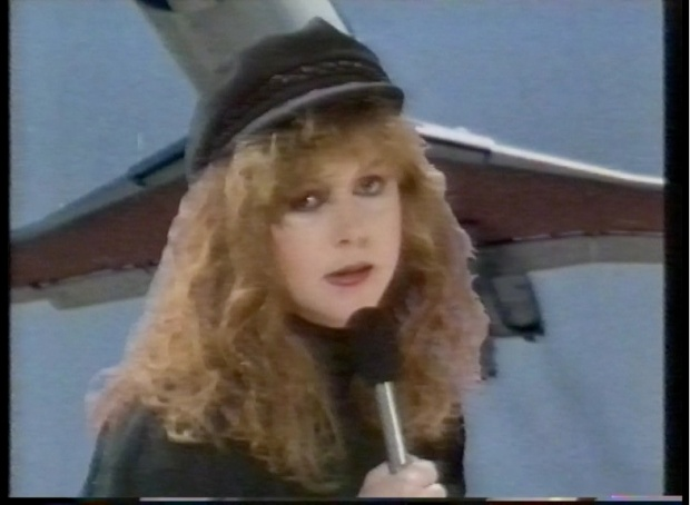 Kirsty MacColl on French and Saunders