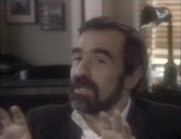 Martin Scorsese in Talking Pictures