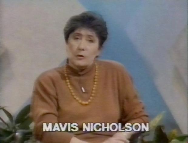 Mavis Nicholson