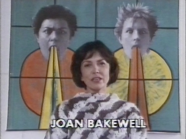 Muriel and Maddy and Joan Bakewell