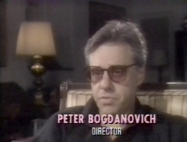 Peter Bogdanovich in Talking Pictures